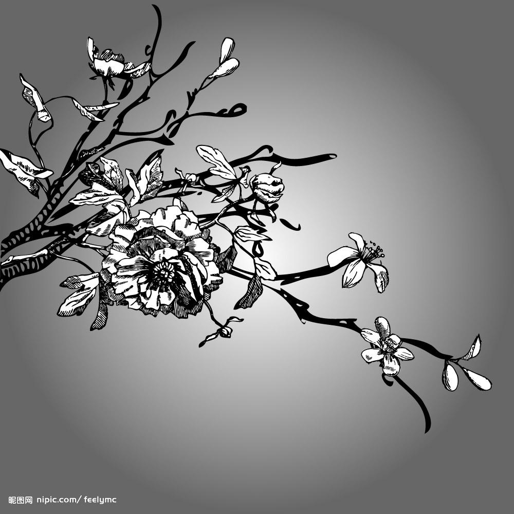 广州木棉花简笔画内容图片展示