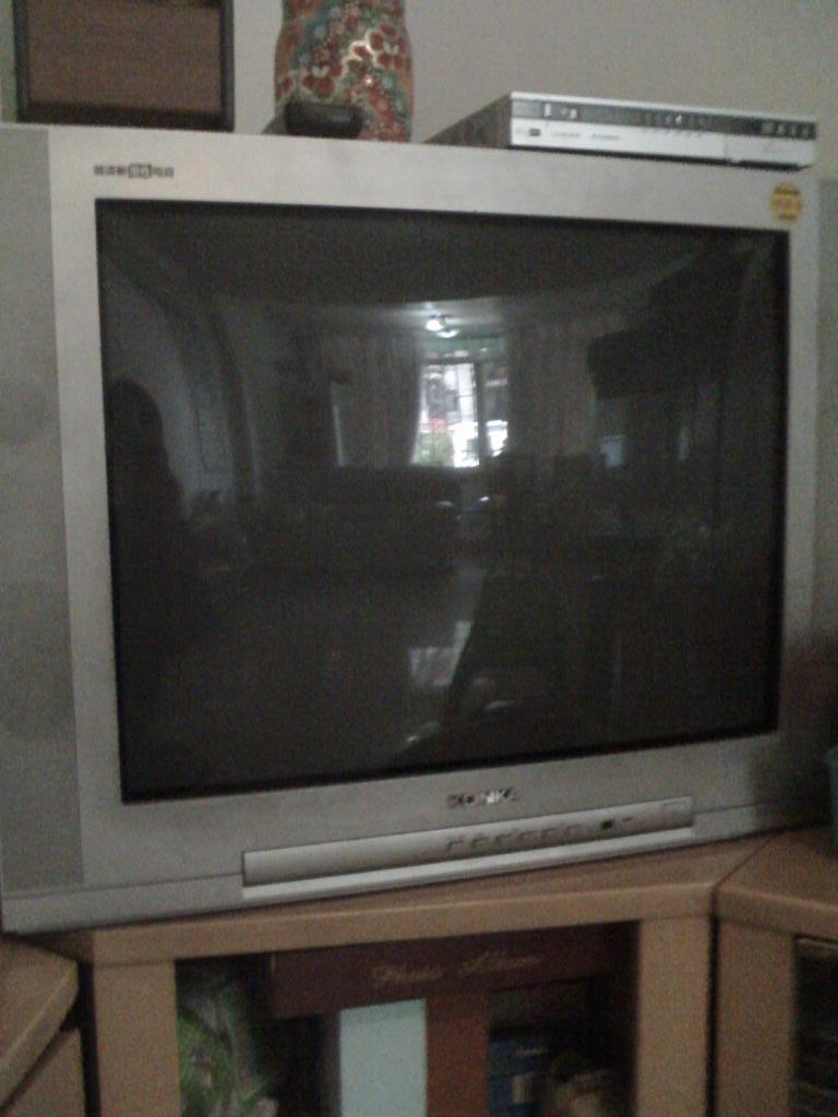 康佳29寸彩色纯平电视机转让