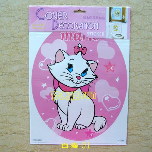 如kitty猫,米老鼠,小熊维尼,机器猫,斑点狗,史奴比,白雪公主