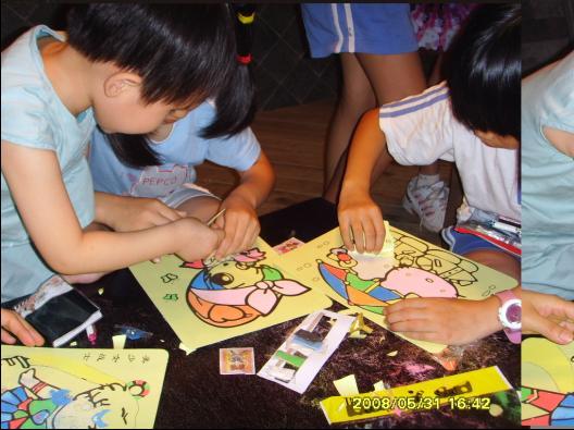 """【08年慢城社区""""欢乐六一儿童节""""活动】图片回顾"""