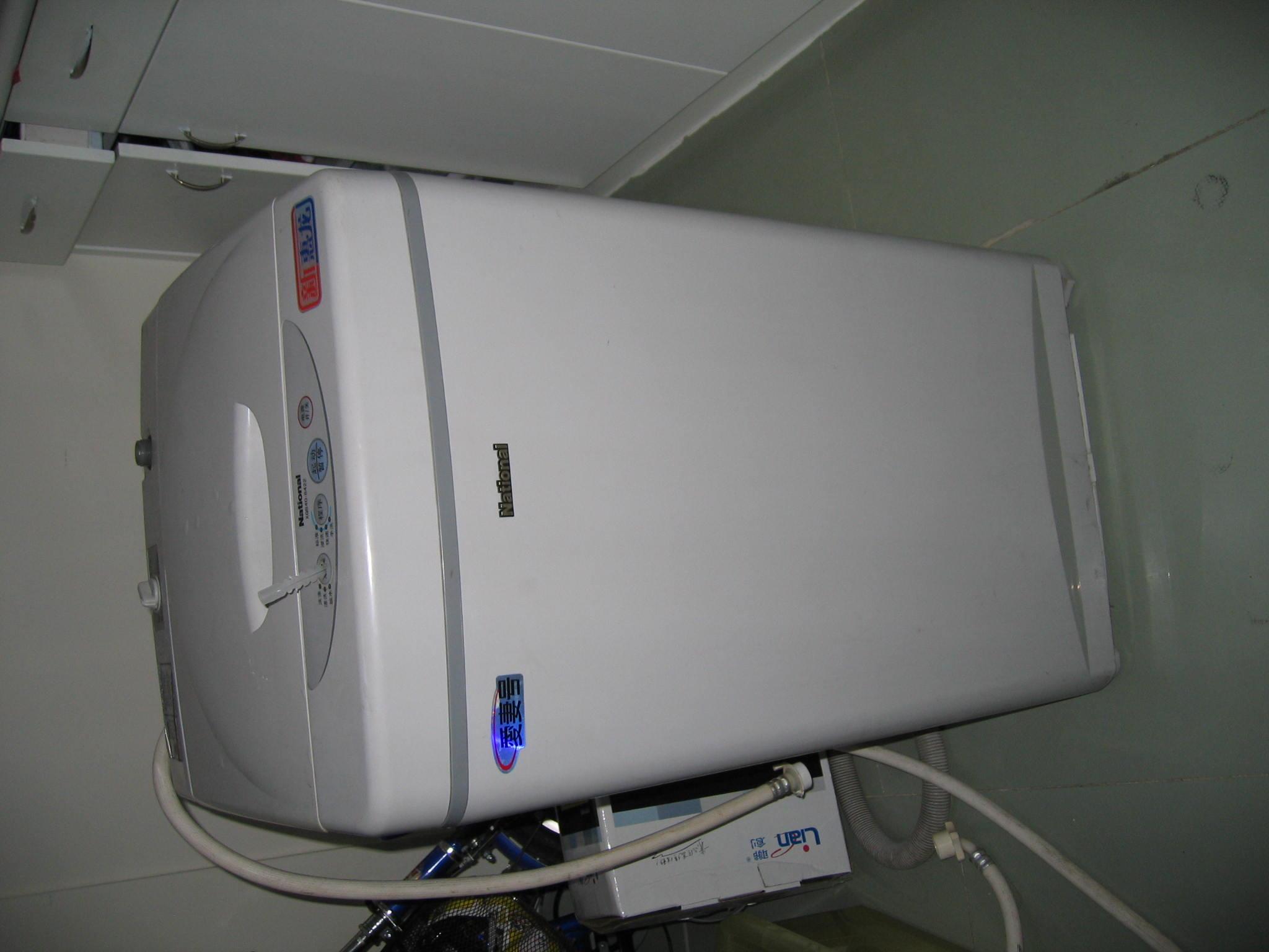 """转让松下""""爱妻号""""洗衣机一台"""