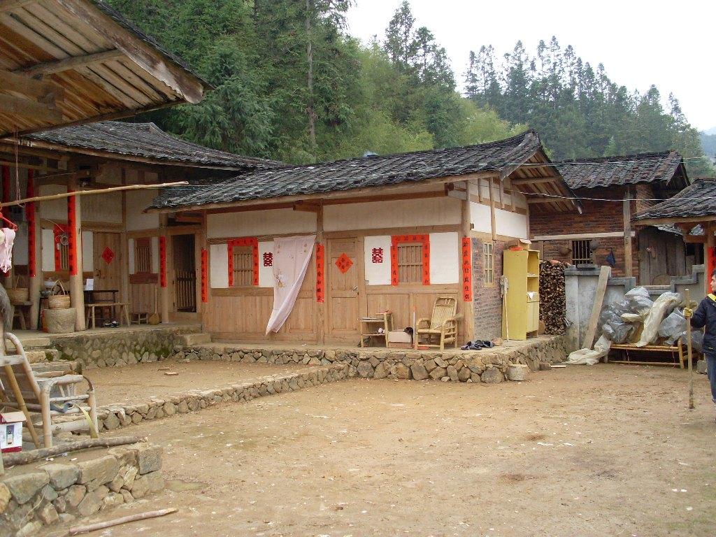 贵州木房子室内装修效果图