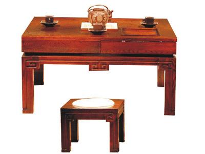 > 明风阁新中式实木家具最新实景图抢先看