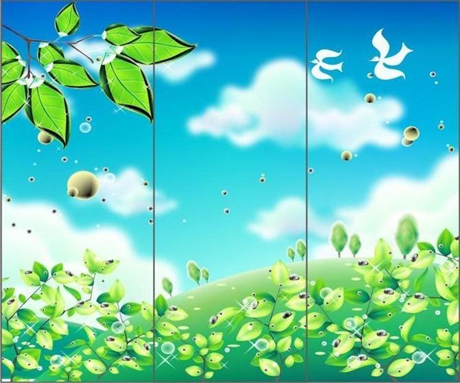 """拼音,从""""棉花园""""开始 - 燕飞微雨 - 窗外有蓝天"""