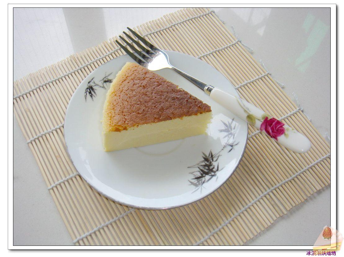 冰淇淋烘焙坊〈一〉:蛋糕篇:轻乳酪蛋糕