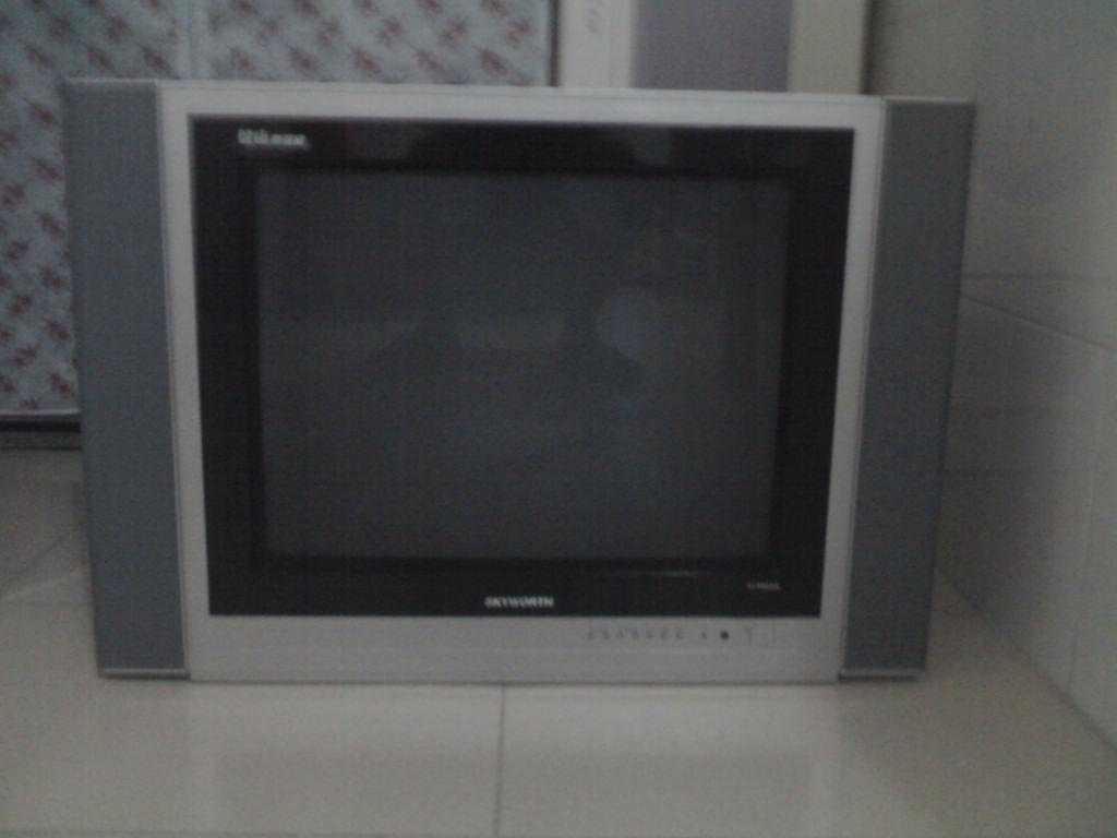 (上沙)创维21寸纯平电视转让