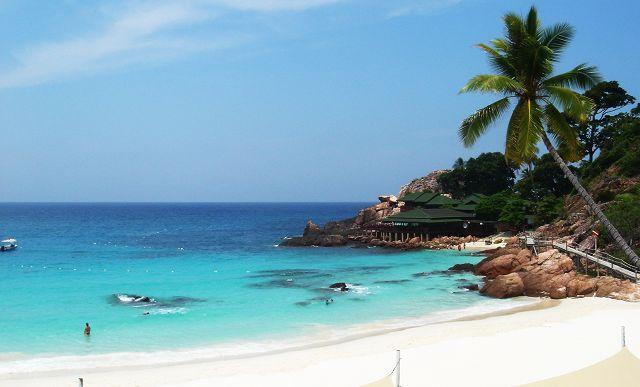 蜜月地:马来西亚热浪岛