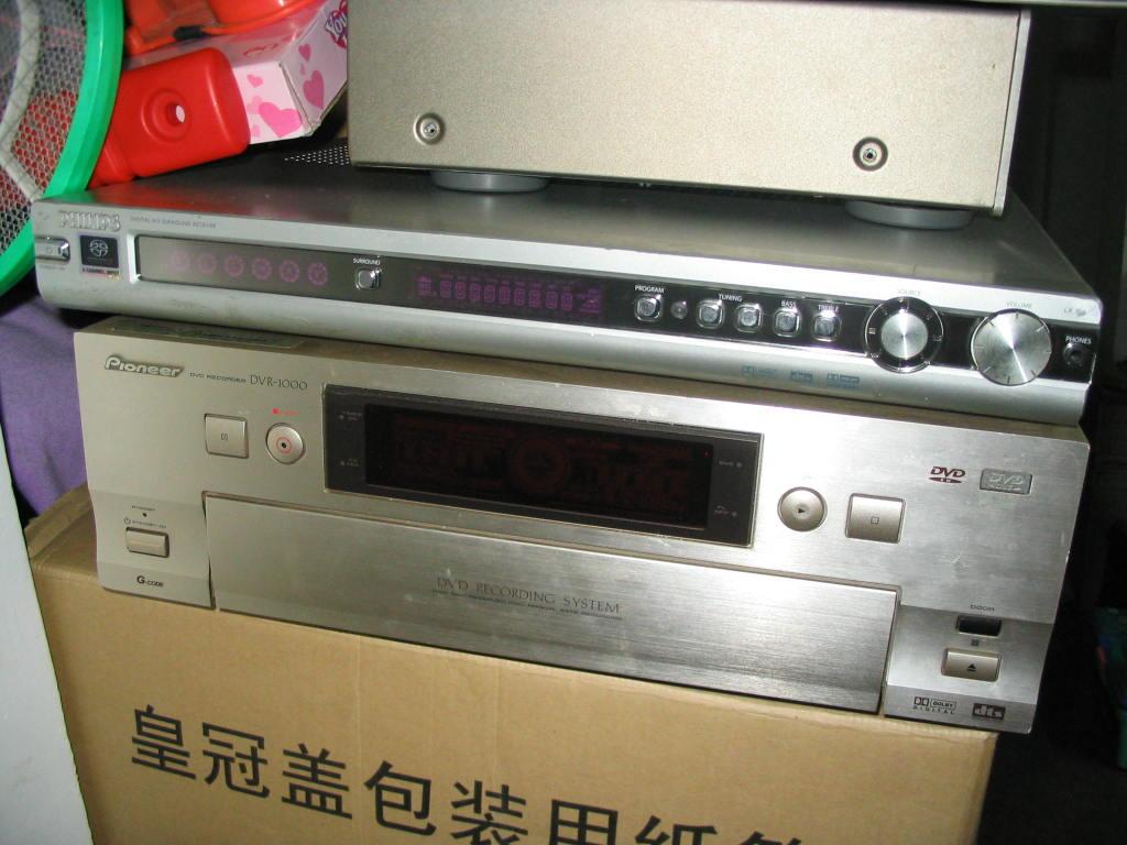 > 飞利浦 lx700 5.1声道 av 功放
