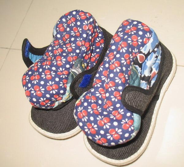 怎样设计儿童手工布鞋鞋样(图29)