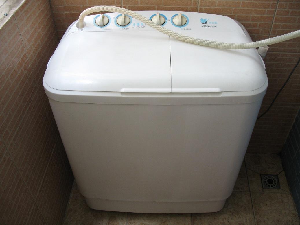 > 转小天鹅洗衣机xpb60-kb6