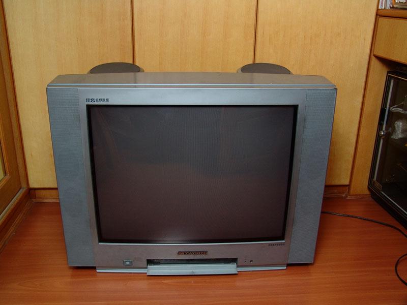 > 转让自用创维29寸彩色电视