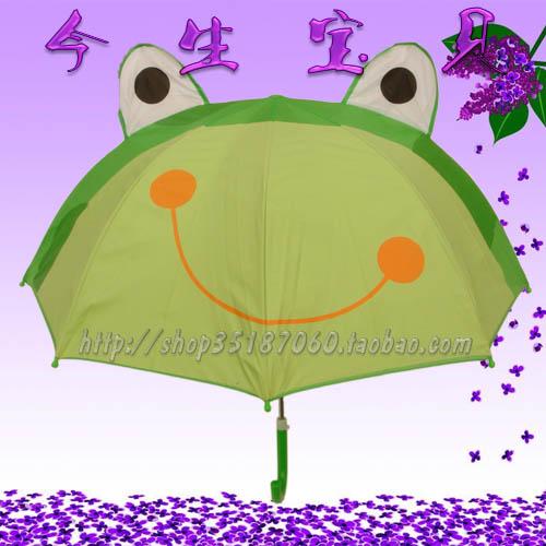 看看这些伞可不可爱