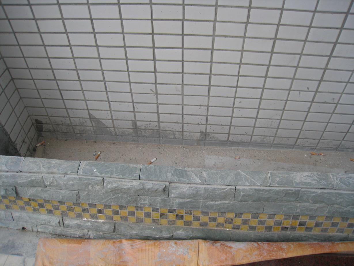 砖砌花池 砖砌书柜 砖砌壁炉施工图 砖砌院子围墙设计图