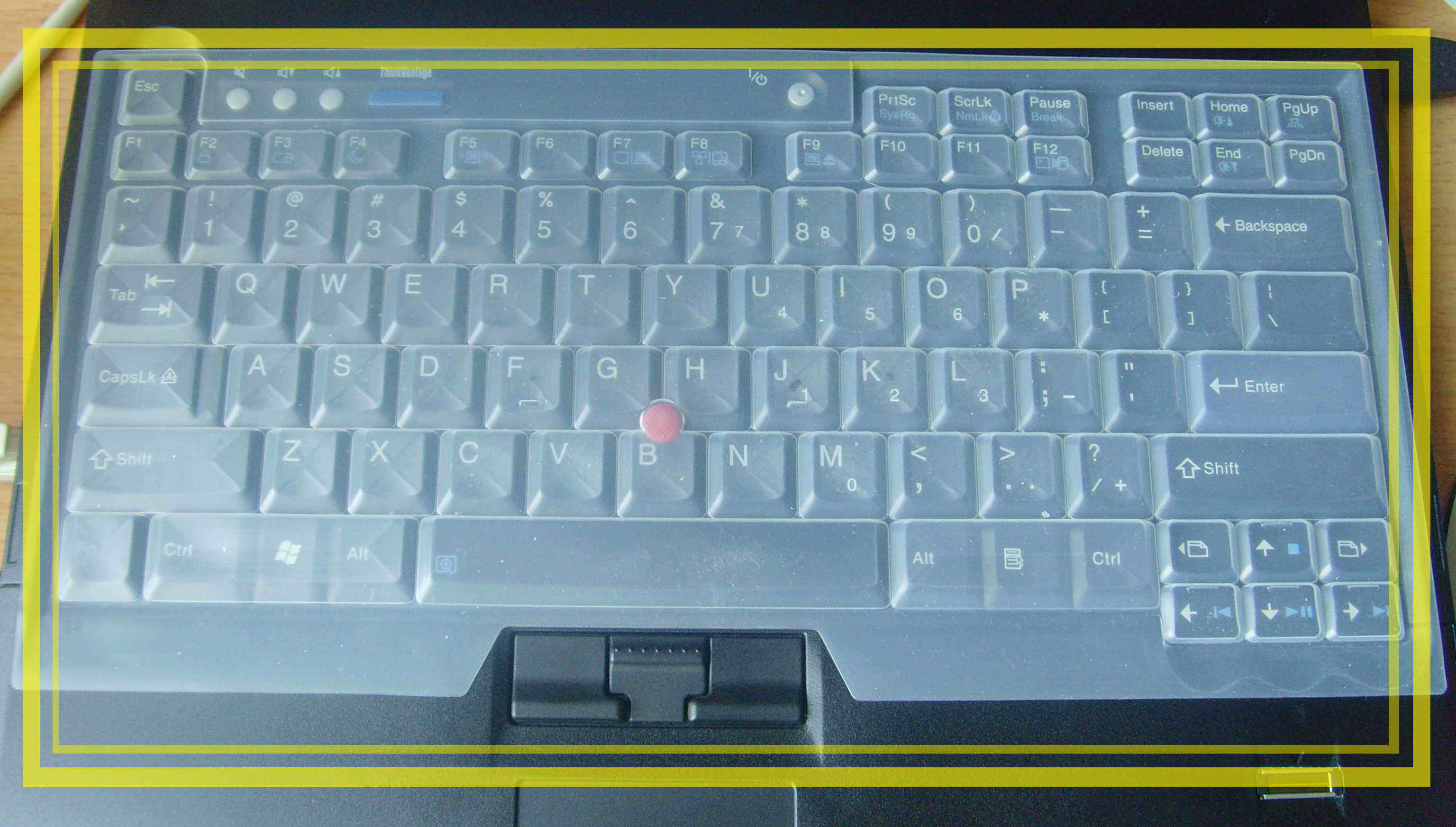 最新笔记本键盘保护膜出售!