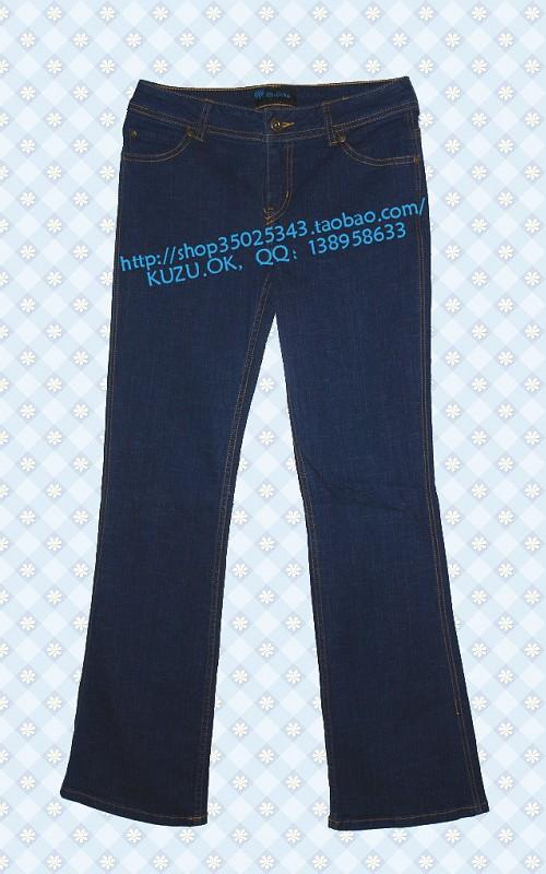 夹克 女装金莎弹力牛仔裤 ESPR 服装服饰