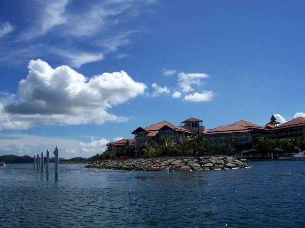 泰新马线 泰国金沙岛 海岛线 马来西亚刁曼岛 槟城兰卡威 沙巴汶莱