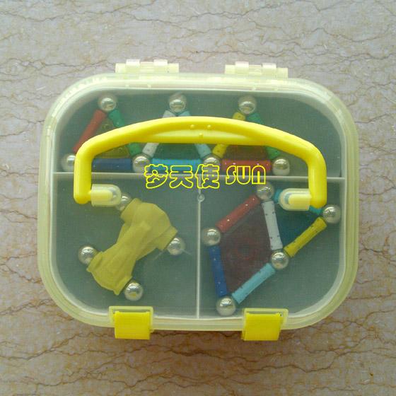 送的磁性小车见下图:-再次大减价,盒 母婴用品