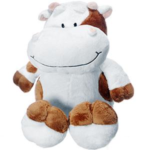 > 牛年送宝宝一个可爱牛娃娃,o(∩_∩)o