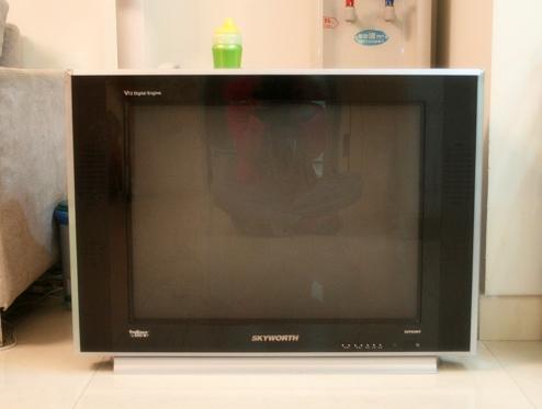 > 转让29寸创维纯平彩色电视机