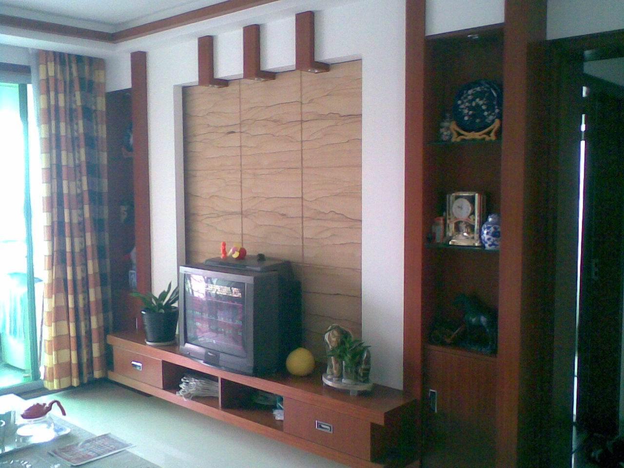 布吉88.25平方米新小三房简装需报价 装修招标高清图片