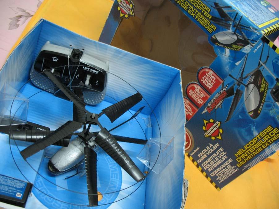 超值:遥控直升飞机,无线立体声耳机转让!