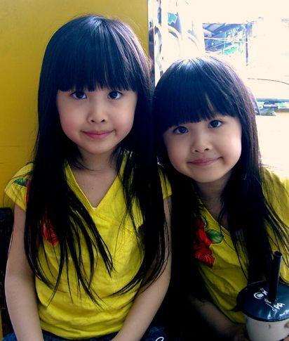 > 来自台湾的超级可爱双胞胎mm