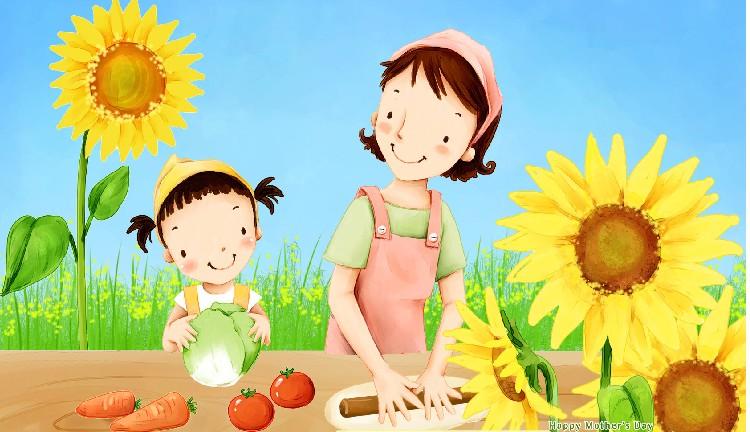 > 母亲节,感恩图片大放送,祝妈妈节日快乐!(内空)