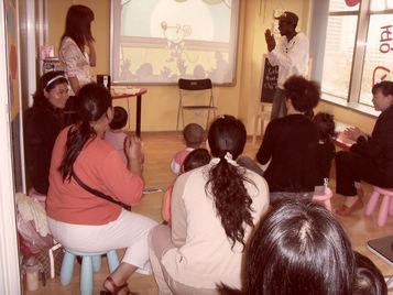 幼儿外教英语口语培训