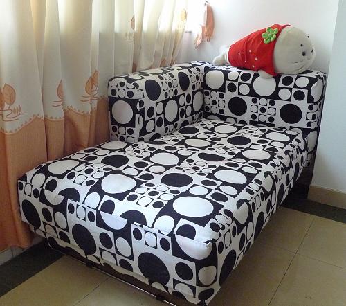 罗湖莲塘超低价转让沙发--宜家泰洛桑贵妃椅