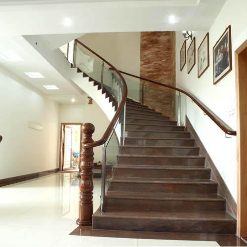 木工楼梯效果图大全