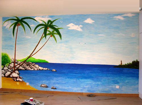 彩铅风景画简单 风景画图片大全彩铅画 彩铅简笔画大全风景画