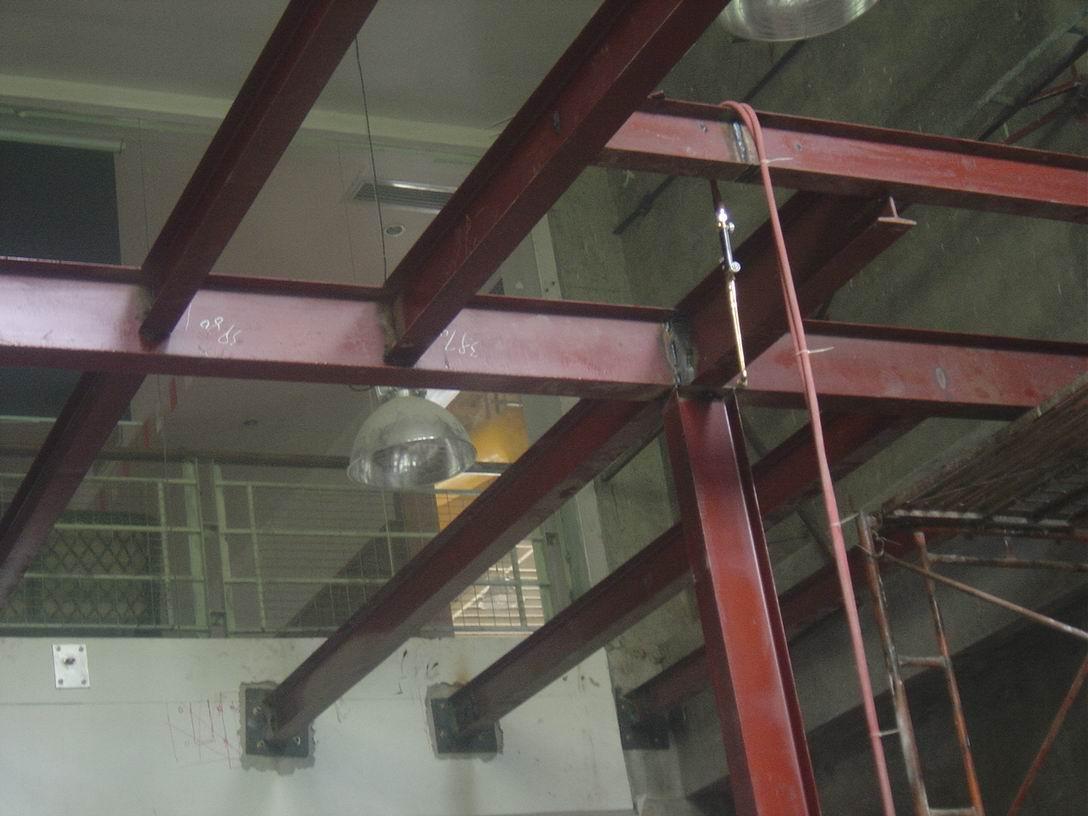 钢结构工程目前也是本公司的一强项