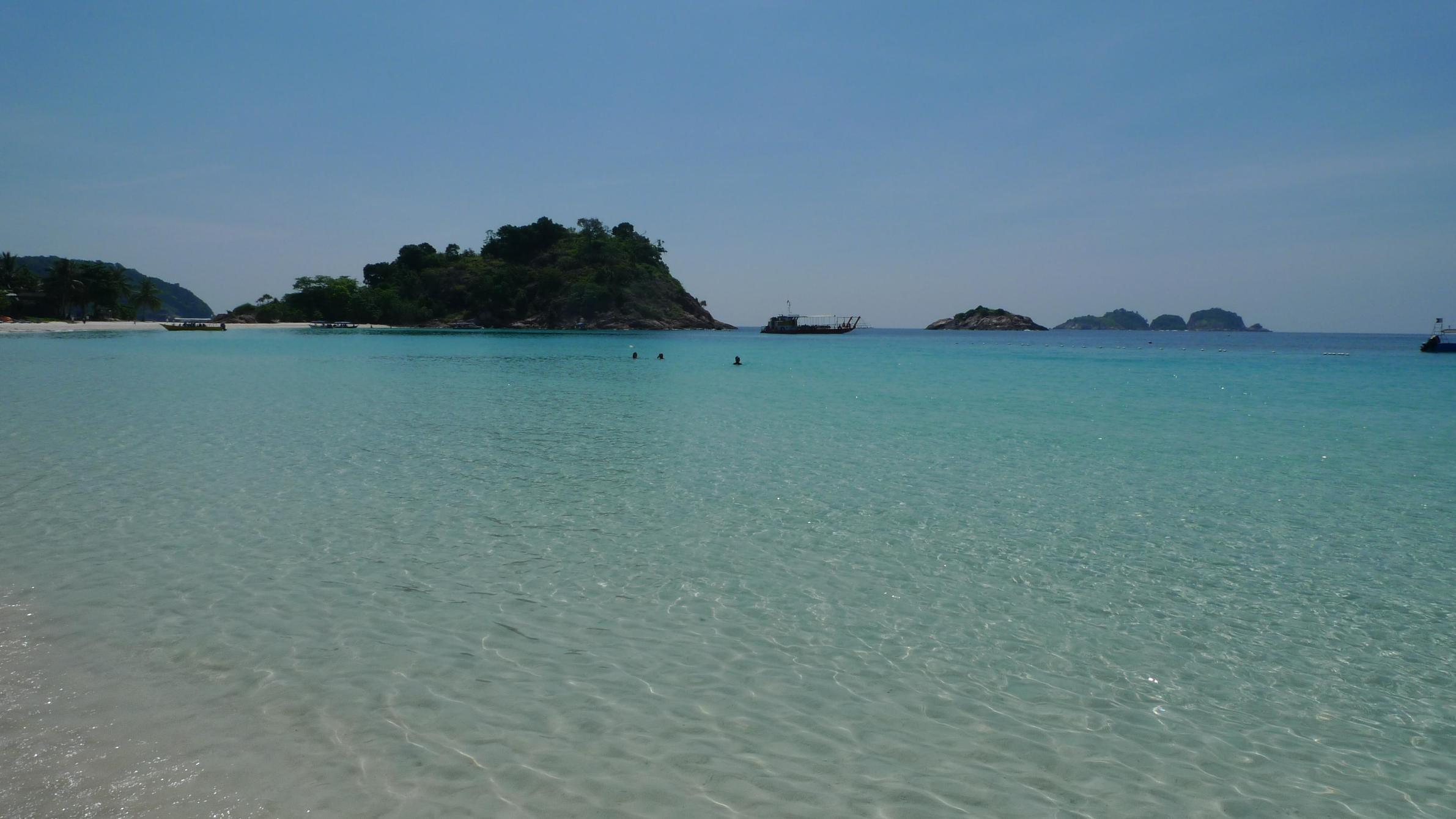 > 一家三口6月马来西亚热浪岛自由行--准备,攻略加上经验教训