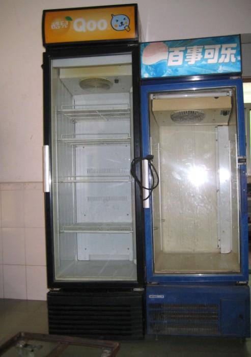 [转让]急转冰柜(展示柜),开小店用比较合适!
