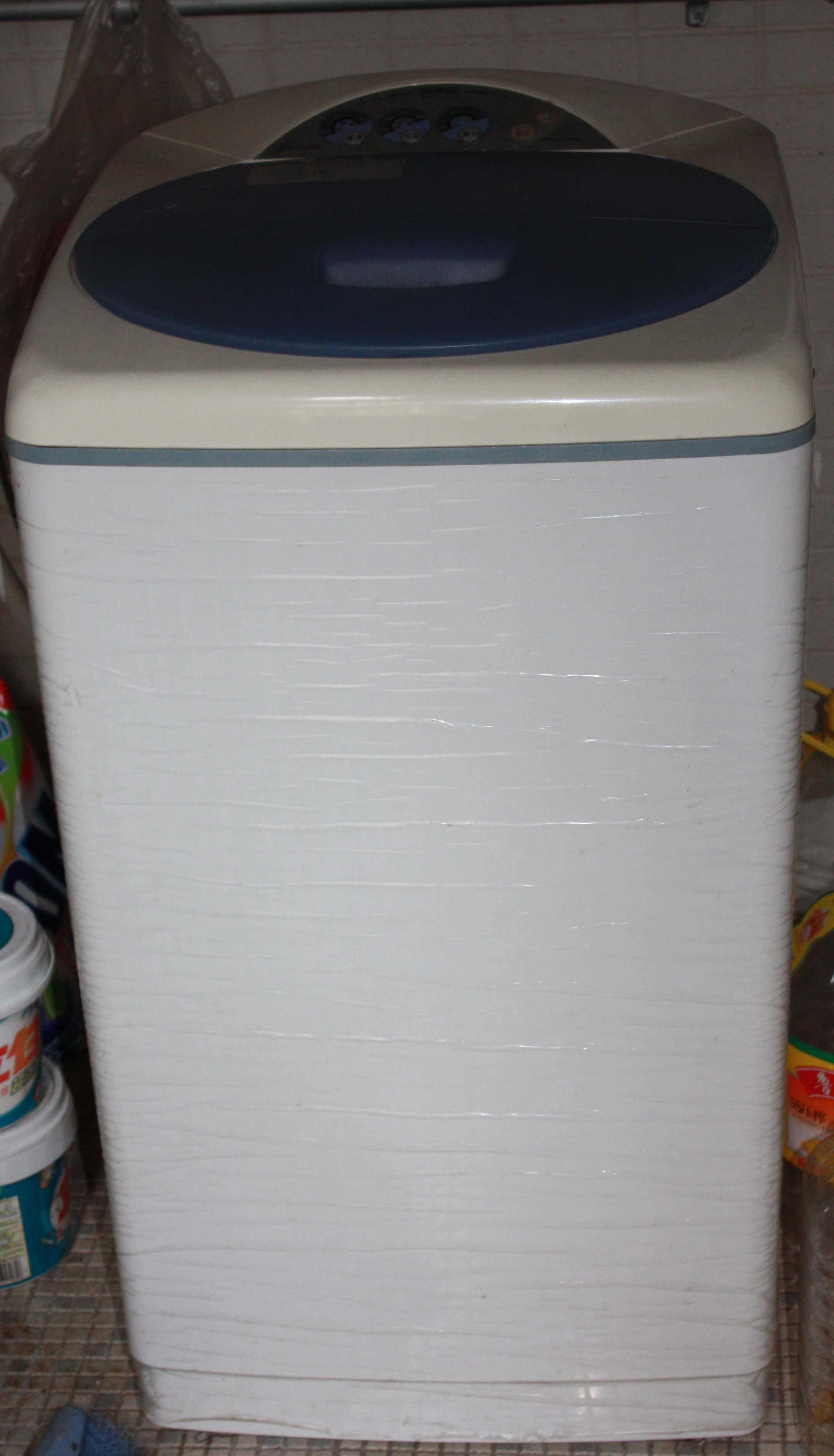 > [转让]海尔冰箱和容声洗衣机二手转让