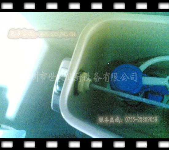 深圳暗藏式马桶维修,水箱配件更换