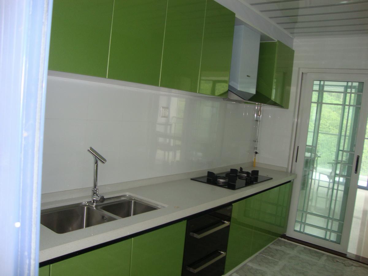 2010年新装大理石厨柜图库