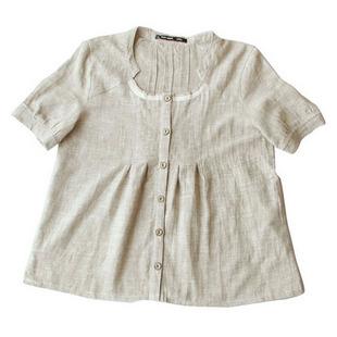 宝宝开衫小树编织图案