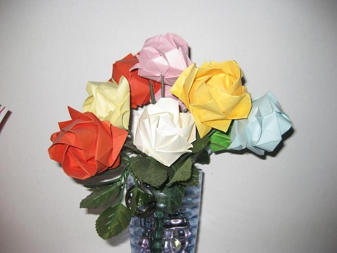 玫瑰花布手工制作大全图片图片