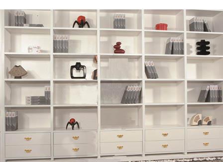 深圳订做衣柜,书柜,欧式衣帽间等图片
