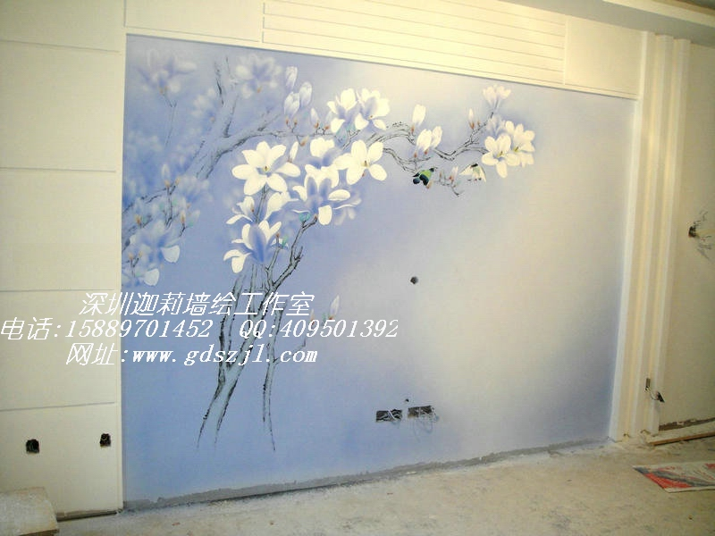 深圳壁画 深圳手绘墙