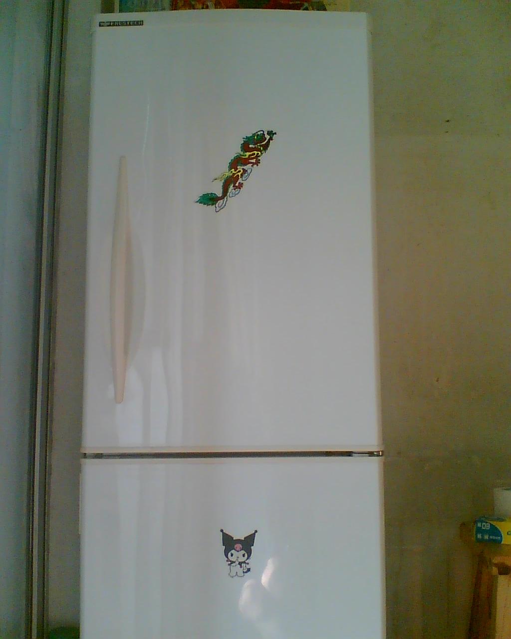 [转让]新飞电冰箱,松下洗衣机和电视机