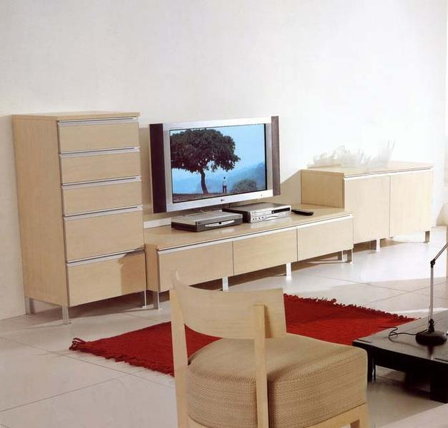 衣柜带电视柜设计图 美式