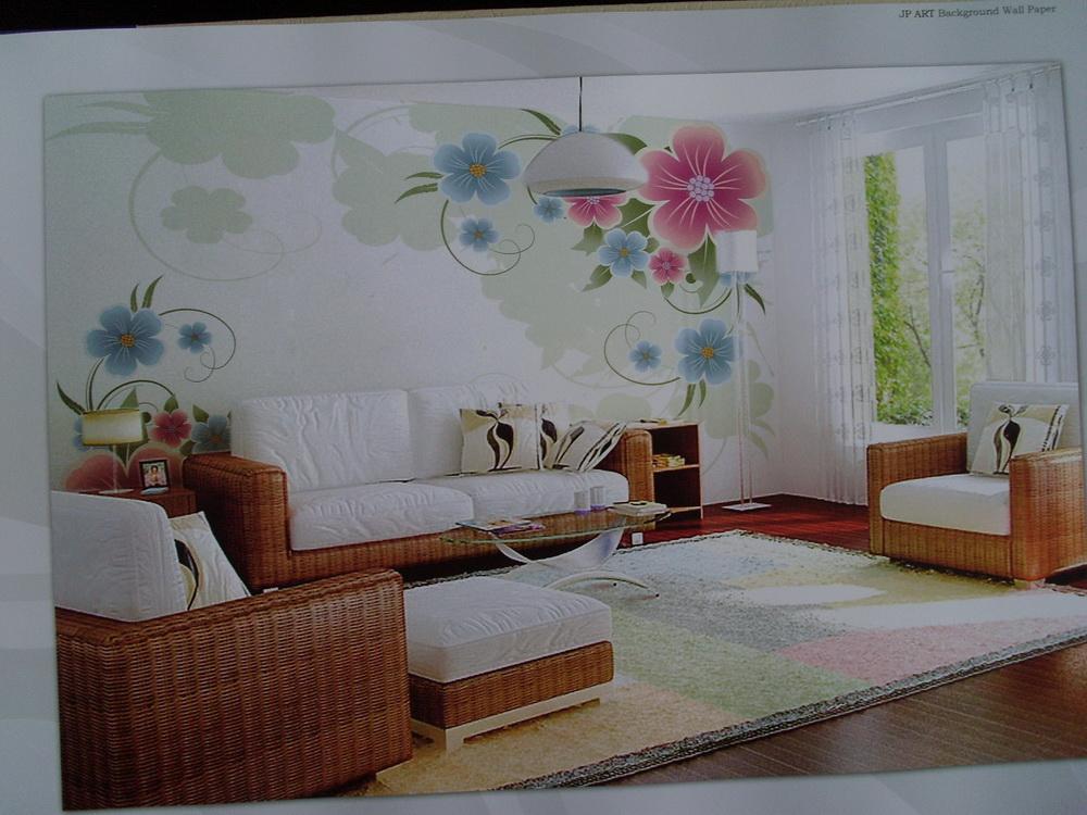 墙体手绘艺术,你可以这样画. - 深圳房地产信息网论坛