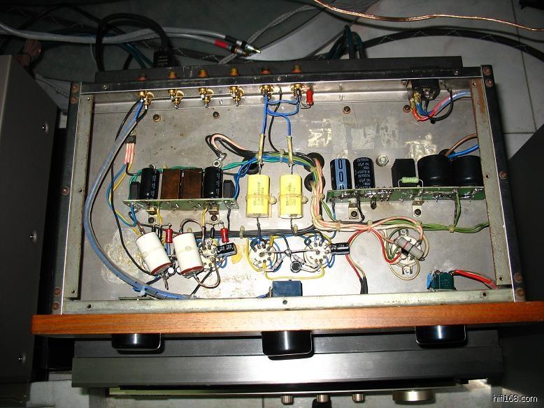 欧博100胆机外部接线图