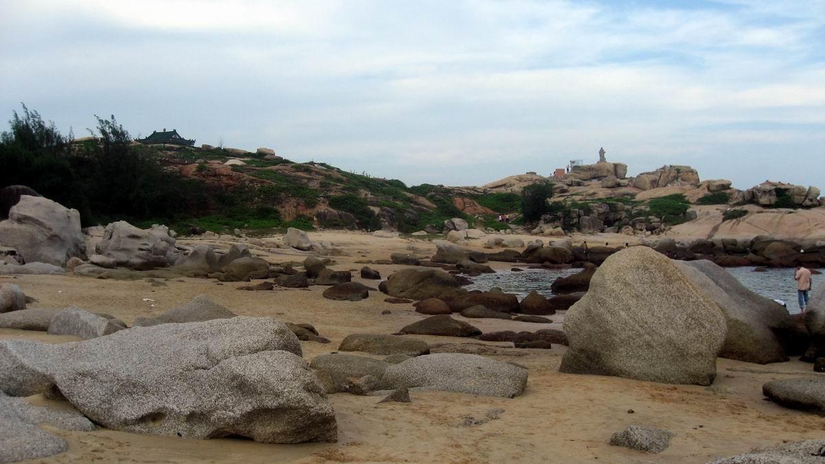 端午南澳行:红海湾,风车岛99p~