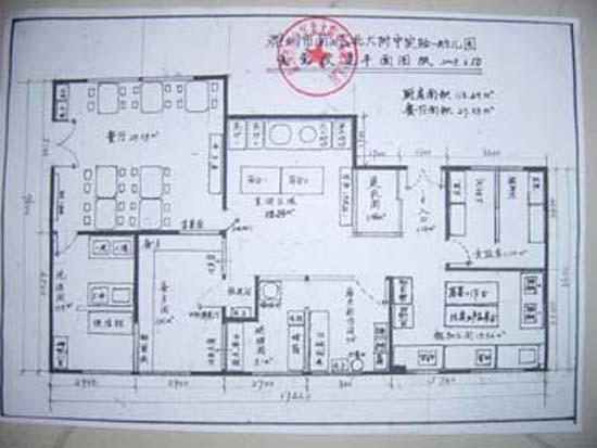 幼儿园活动区角设计平面图
