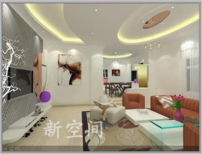 120房屋装修设计图5万图片 5万120平装修三室两厅,120房屋