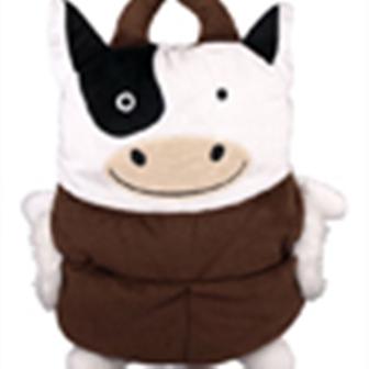 招财牛儿多功能抱枕被热卖