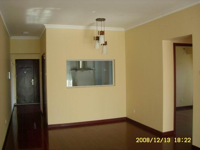 86平2房2厅一橱一卫一入户花园2阳台,装修结束,秀秀我家装修 深圳